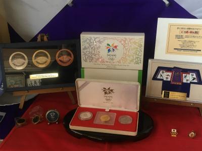 長野オリンピック記念コインセット