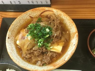 肉豆腐アップ