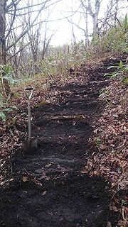 峰の原高原遊歩道