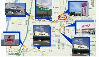 須坂市スーパー