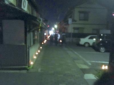浮世小路ライトアップ2