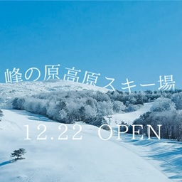 峰の原高原の冬 本文画像02
