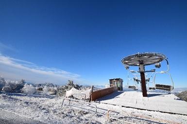 峰の原高原の冬 本文画像06