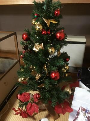 クリスマストゥリー