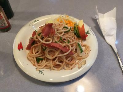鱈子スパゲティ