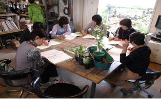 5月14日第2回ガーデンづくり講習会写真1