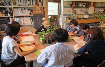 第3回ガーデンづくり講習会の様子1