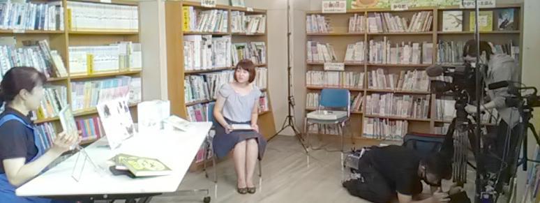 NHKの取材を受けました