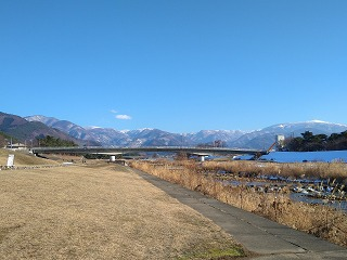 百々川緑地公園
