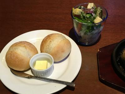 暖かいパン